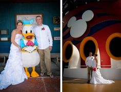 Get Married On Disney Cruise | ... Wedding Spotlight: Mike & Lindsay | The Official Disney Weddings Blog
