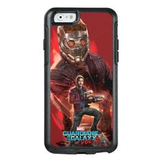 Guardians of the Galaxy Vol. 2 | Star-Lord Collage OtterBox iPhone 6/6s Case