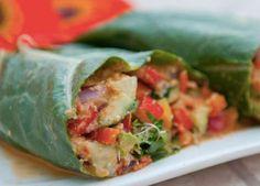 The Fully Raw Burrito [RECIPE]