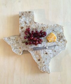 Texas Serving Tray -...