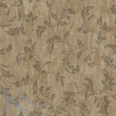 Tapet STUCCO SCROLL din colectia Weatherby Woods. Wallpaper.