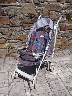 maclaren multi position pushchair in Baby, Pushchairs, Prams & Accs… Vintage Pram, Retro Vintage, Pram Stroller, Baby Strollers, Baby Transport, Prams And Pushchairs, Baby Products, Old And New, Parenting
