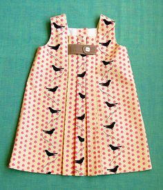 Oliver + S Birthday Party Dress by spoolsewing, via Flickr