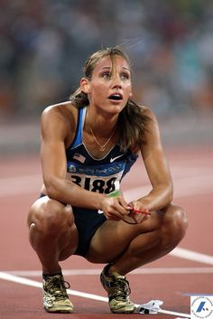 "Lori ""Lolo"" Jones (born August 5, 1982) is an American track and field and bobsled athlete who specializes in the 60 and 100 meter ....the American record holder in the 60m hurdles with a time of 7.72... Jones also competes as a brakewoman on the U.S. national bobsled team... won a gold medal in the mixed team event at the 2013 World Championships...one of the few athletes who have competed in both the Summer and Winter Olympic games..."