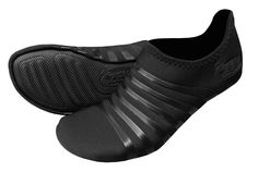 zemgear - playa low, heritage collection, round toe, color black/black