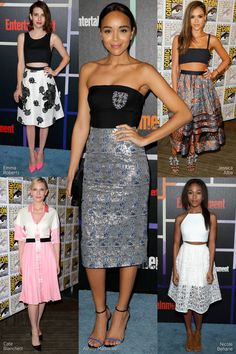 See the 5 best looks from Comic-Con
