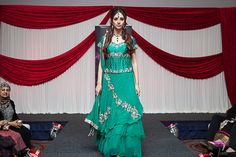 the most beautiful wedding wear from Janan in Bradford plus mail order