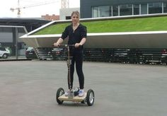 Make your own segway using Arduino!