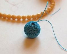 Crochet Beads how-to