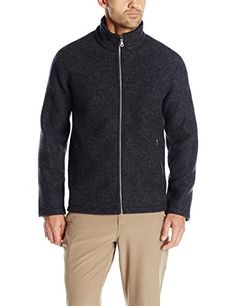 Ibex Outdoor Clothing Mens Arlberg Jacket Charcoal Heather XLarge -- You  can find more details 482cecbbbea2