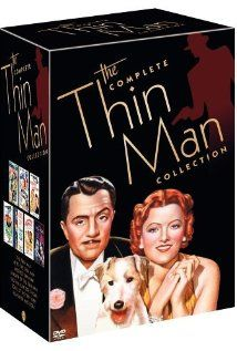 Another Thin Man Poster -- Have the series, have watched it about 100 times and will watch it until it breaks! Then I'll buy a new copy and do it all over again!