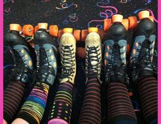 """Roller Skate / Birthday """"""""Let's Roll With Camryn"""" 9th Birthday Party"""" 