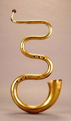 Brass serpent (Joly, half 19th C)