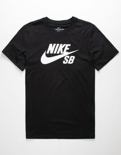 Nike SB is skating culture. Get Nike quality in your skating gear with Nike SB shoes, T-shirts, Sweat Shorts, Hats, other apparel & accessories from Tillys! Nike T Shirts Women's, Adidas Shirt, Cool Shirts, Nike Sb Preto, White Nike T Shirt, Nike Sb Shoes, Vans Shoes, Sneakers Nike, Nike Clothes Mens