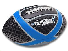 Grip Zone X Football 90 Blue Youth Size *** You can find more details by visiting the image link.Note:It is affiliate link to Amazon.