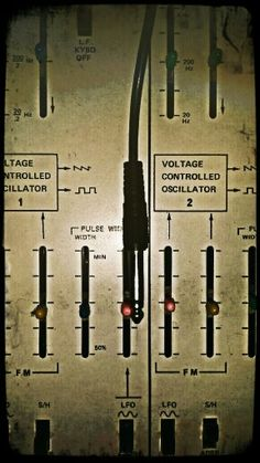 ARP Odissey Power Strip, Instruments, Music, Musical Instruments, Tools