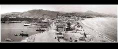 El puerto y la Malagueta