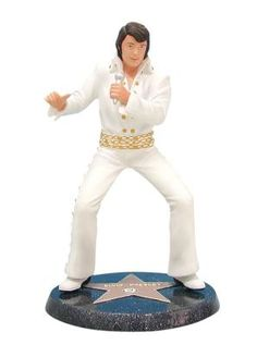 Elvis Presley Hollywood Bobble Figurine