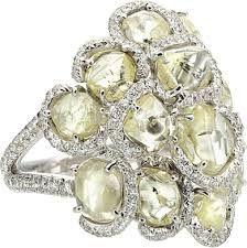 designer cocktail rings diamond