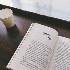 Lost in my mind . #coffee #morning #book | @atommumu