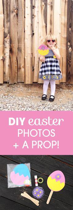 DIY Easter photos +