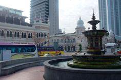 Dataran Merdeka or the Padang Precinct