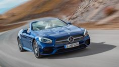 The Mercedes-Benz SL, the descendant of the iconic 300 SL roadster, gets updated…
