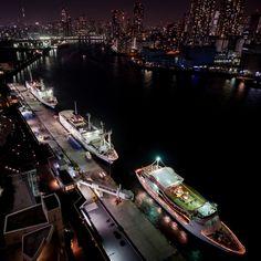 Takeshiba Pier - Tokyo, Japan