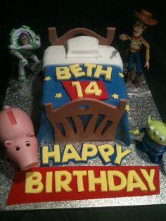 14th Birthday Cake.