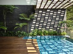 Gallery of Viewing Back House / HYLA Architects - 22 Design Cour, Courtyard Design, Courtyard Ideas, Landscape Concept, Design Blogs, Garden Structures, Design Moderne, Interior Exterior, Interior Design