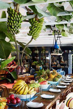 Havana Party, Havana Nights Party, Cuban Decor, Cuban Party, Decoration Evenementielle, Estilo Tropical, Tropical Vibes, Wedding Decorations, Table Decorations