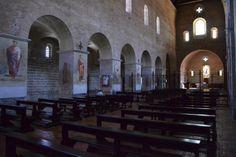 Abazia delle Tre Fontane - Roma chiesa dei Ss. Vincenzo ed Anastasio