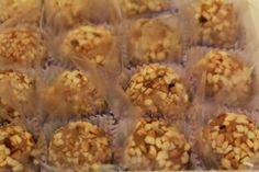 doce para festa de 15 anos decorados com castanha