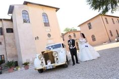 Gli sposi : The bride and the groom