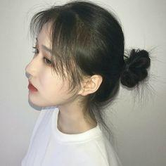 Girl Guys And Girls, Cute Girls, Girls World, Hot Boys, Ulzzang Girl, Cool Girl, Korean Fashion, Short Hair Styles, Hairstyle