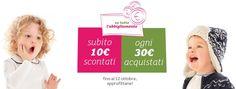 #Buono #Sconto #Prenatal: spendi 30, risparmia 10