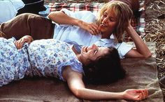 great film, fried green tomatoes  ( In the book, Idgie and Ruth were in love, but the movie version left that out)