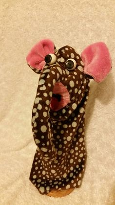 Your place to buy and sell all things handmade Polka Dot Fabric, Blue Polka Dots, Wooden Beads, Puppets, Paisley, Elephant, Etsy Shop, Brown, Check