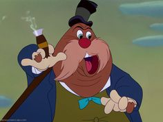 *WALRUS ~ Alice In Wonderland (1951) -