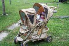 Graco Quattro double stroller - $175 (Lake Mills, WI)