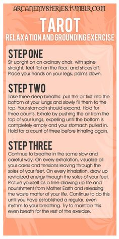 Tarot Tips. http://arcanemysteries.tumblr.com