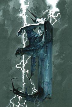 Batman by Alfonso Azpiri