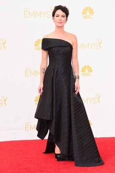 Lena Headey | All The Red Carpet Looks From The 2014 Emmy Awards