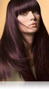 Deep Cherry Brunette..hint of red ;P