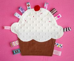 Reserved for jamagat Baby Tag Blanket / Lovey Toy by aebaby