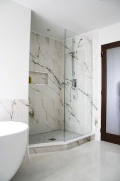 Great shower area