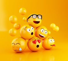 Find Illustration Emojis Icons Facial Expressions stock images in HD and millions of other royalty-free stock photos, illustrations and vectors in the Shutterstock collection. Cute Wallpaper For Phone, Cute Girl Wallpaper, Iphone Wallpaper, Jean Michel Basquiat, Cute Images For Dp, Images Emoji, Happy Smiley Face, Emoji Design, Laughing Emoji