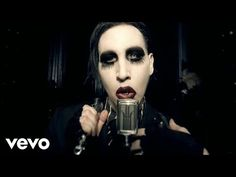 Marilyn Manson - mOBSCENE - YouTube