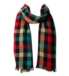 Scarves & Wraps, Wraps & Pashminas, Women MultiColor Checkered Plaid Tartan Design all season Pashmina Scarf CS11HQQBFV1   #Scarves #Wraps  #Style #shopping #fashion #Wraps & Pashminas
