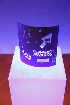 """E-commerce Award dans la catégorie """"Multi-Ecran"""" remporté par @tapvalue #ECP13 #Awards"""